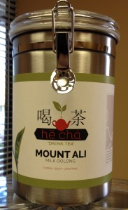 Mount Ali Milk Oolong 1 Pound Canister